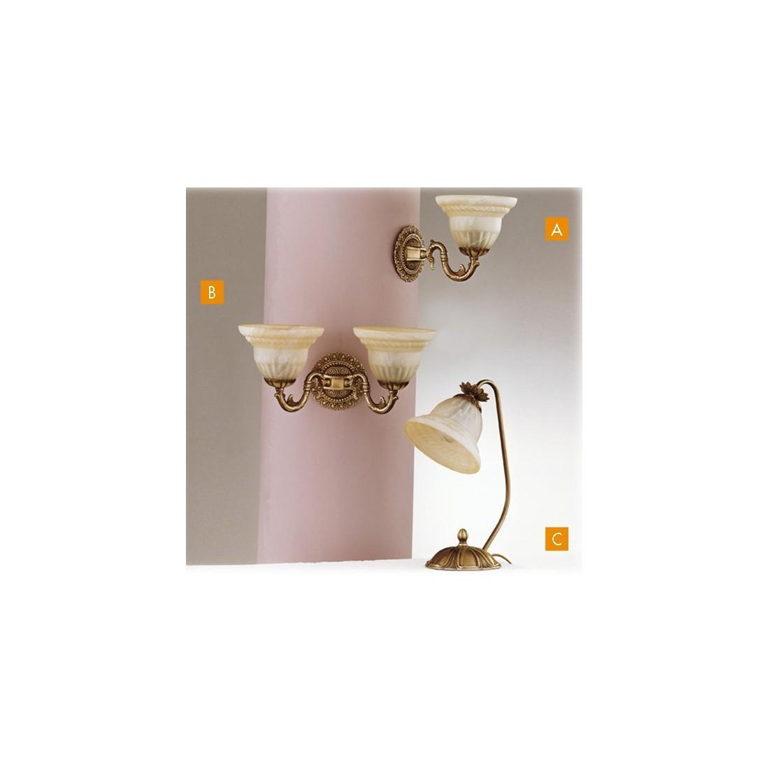L mpara colgante de bronce 2 luces tulipa de cristal bombillas bajo consumo altura ajustable - Lamparas clasicas de techo ...