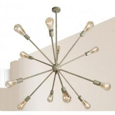 Lámparas de Pie Modernas Blancas