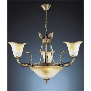 Plafones Cristal de Murano