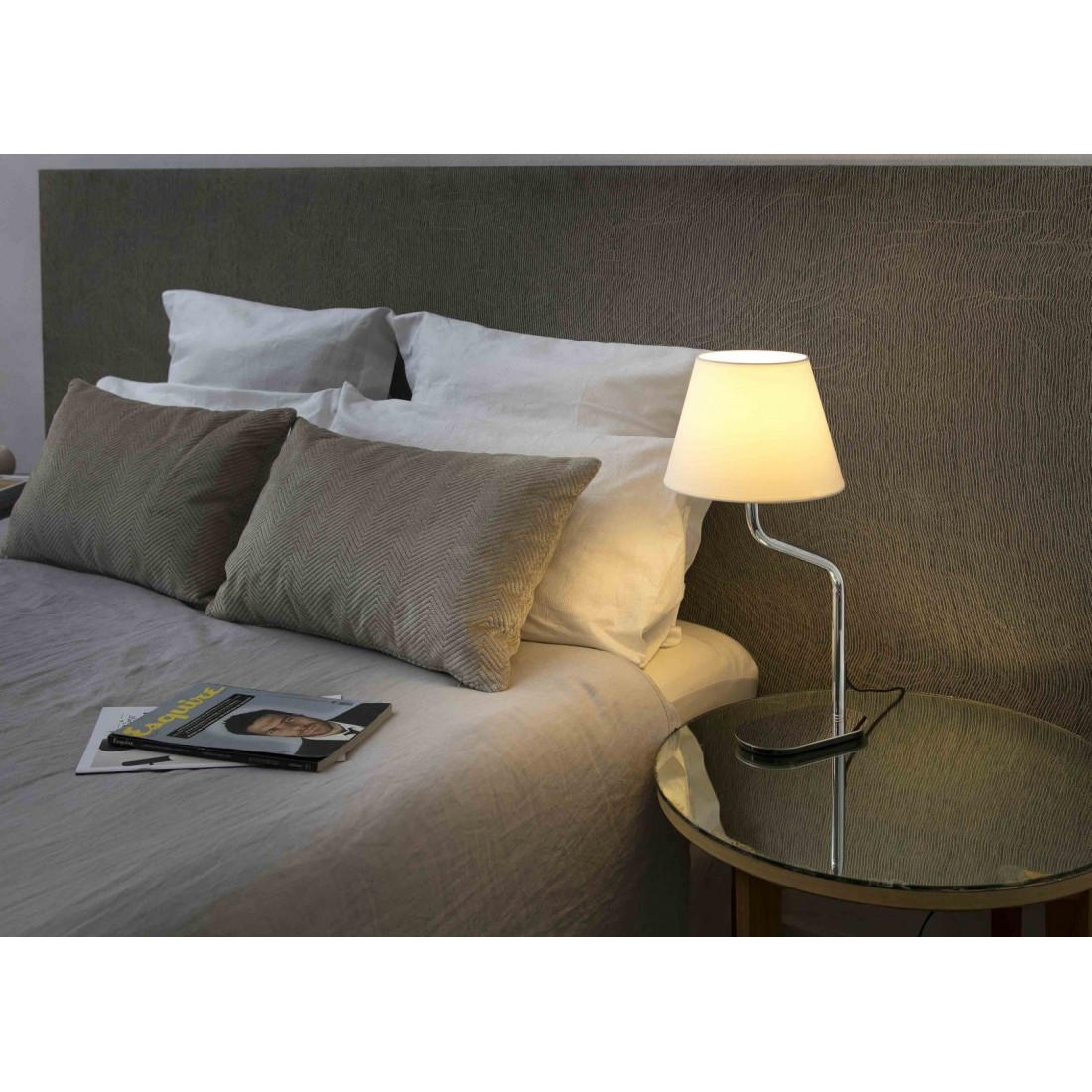 Comprar l mparas de techo tela ajustable luminarias de - Lamparas de tela para techo ...