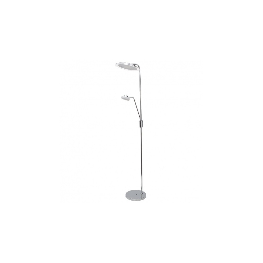 L Mpara De Techo Stylo Lighting L Mpara Con Doble Pantalla