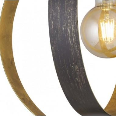 Luminaria de dise o colgante barra bar tulipa transparente for Diseno de barras de bar rusticas