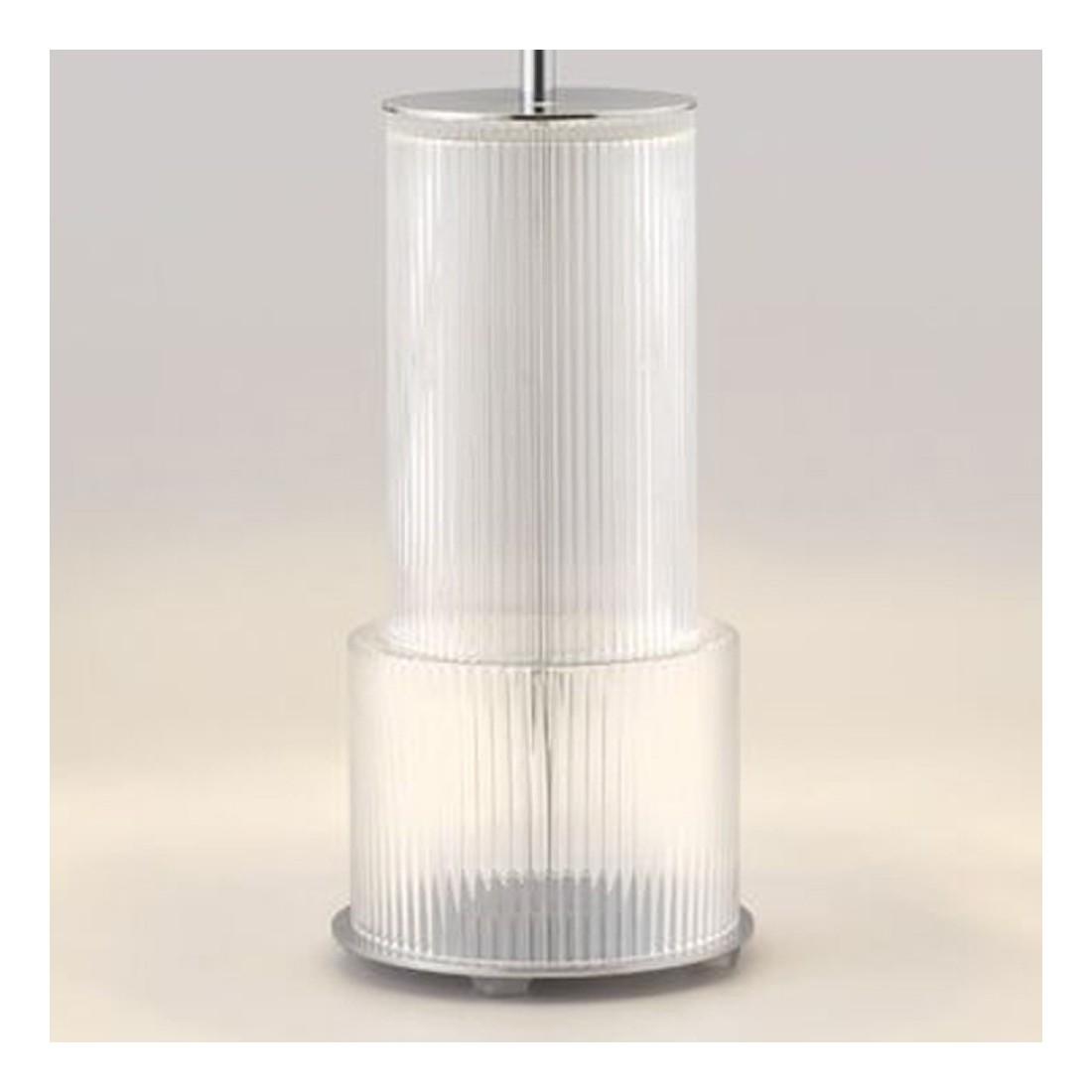 l mpara de techo colgante de metal acabado blanco roto bombilla bajo consumo admite luz led. Black Bedroom Furniture Sets. Home Design Ideas