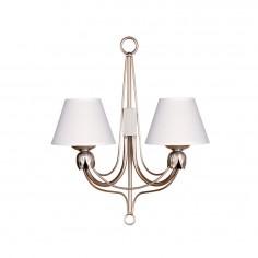 Lámpara de Sobremesa de Metal Calado