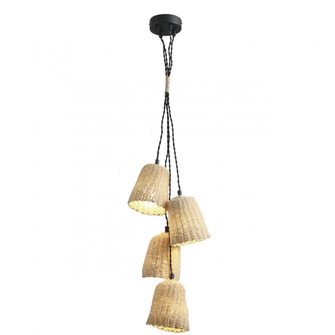 L mpara funk de dise o de leds c4 de 3 luces env o gratuito - Ofertas lamparas techo ...