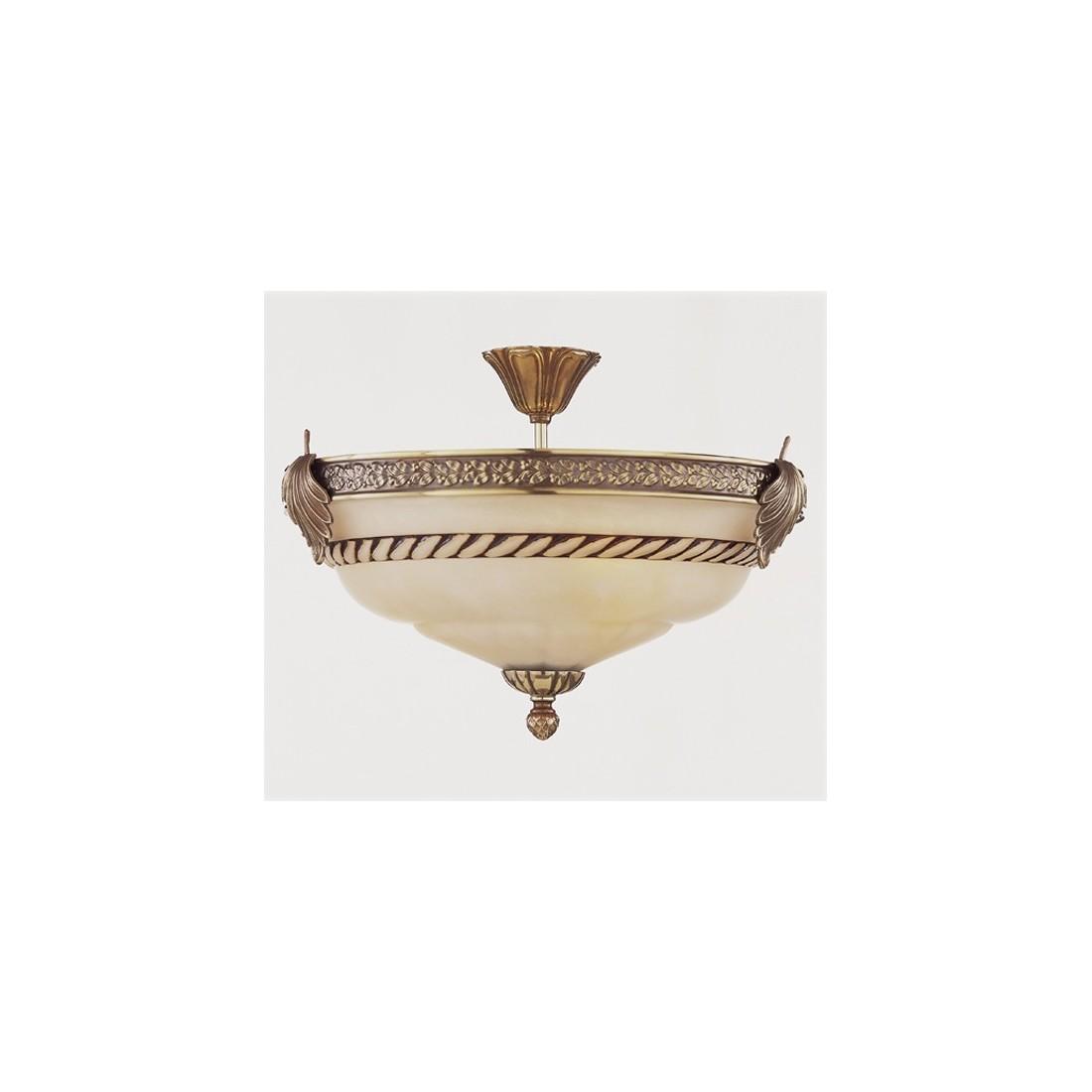 L mpara de bronce con dragones fabricada en espa a - Lamparas clasicas modernas ...