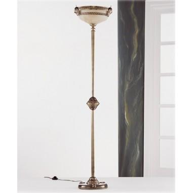 Lámpara Alabastro con Velas