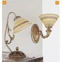Lámparas Alabastro