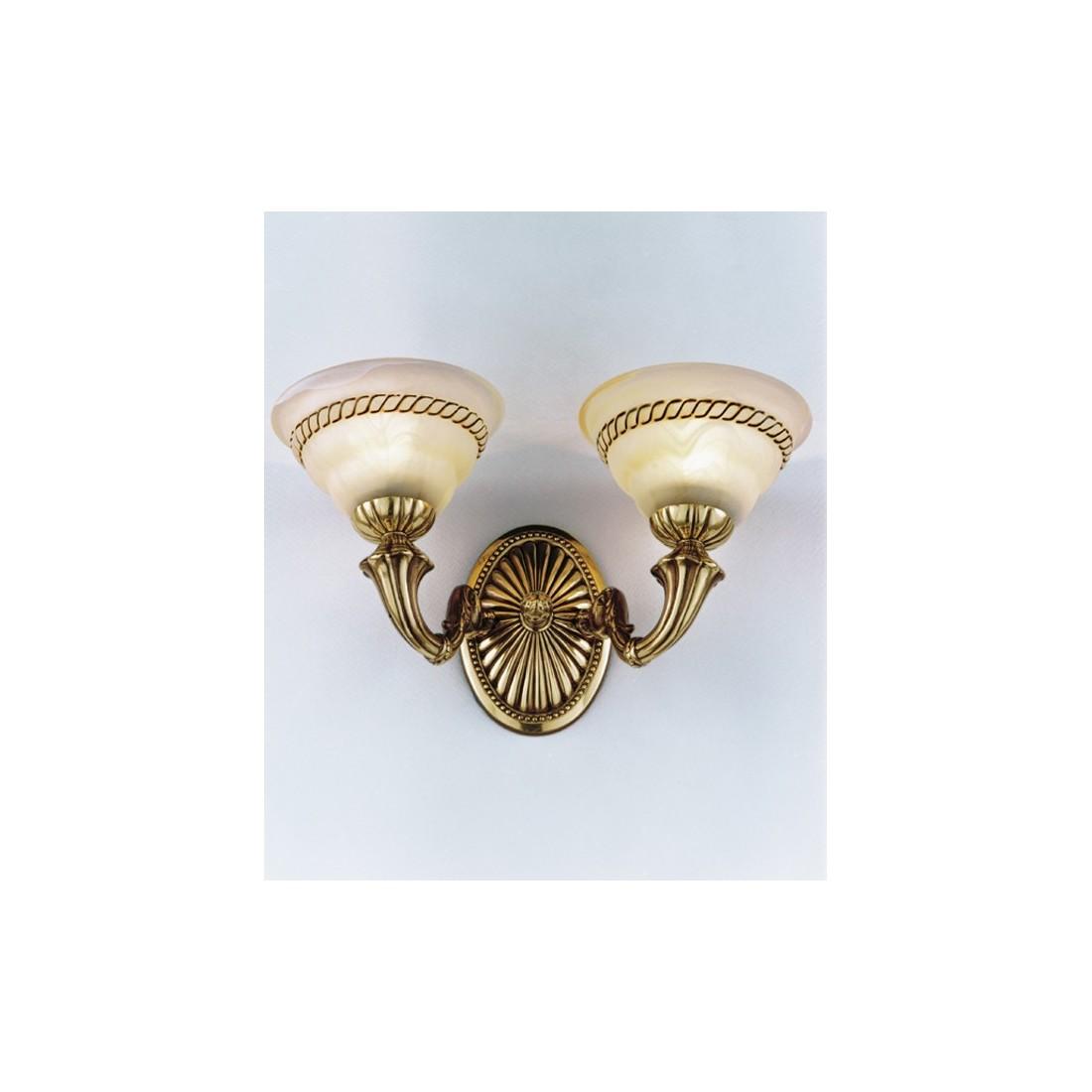 3 luces aplique de pared de bronce con dragones - Lamparas clasicas modernas ...