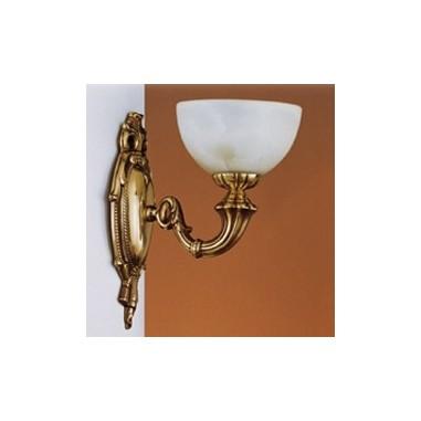 Lámpara Artesanal de Bronce