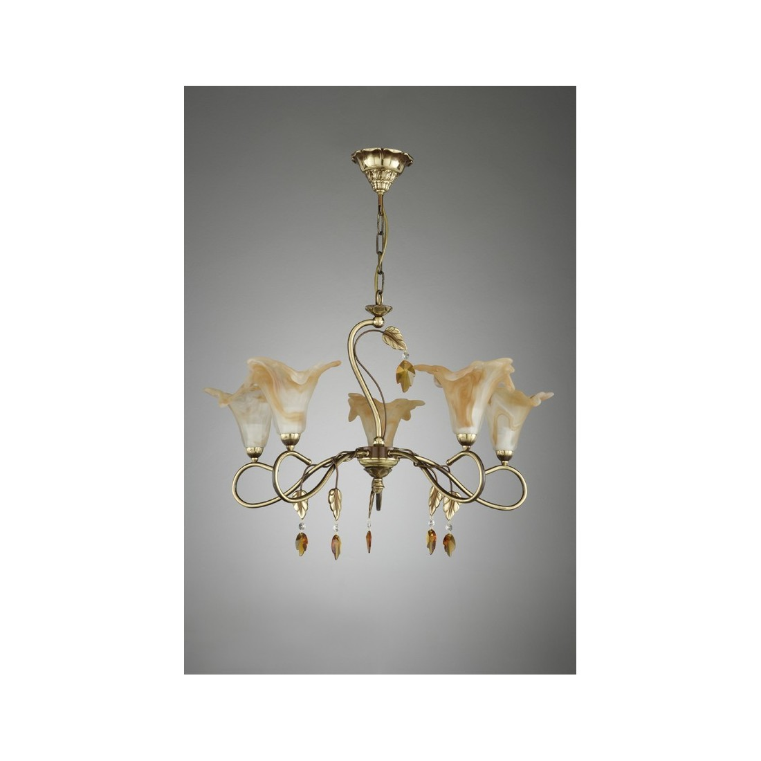 Iluminar viviendas cl sicas con l mparas de bronce de calidad - Lamparas clasicas modernas ...