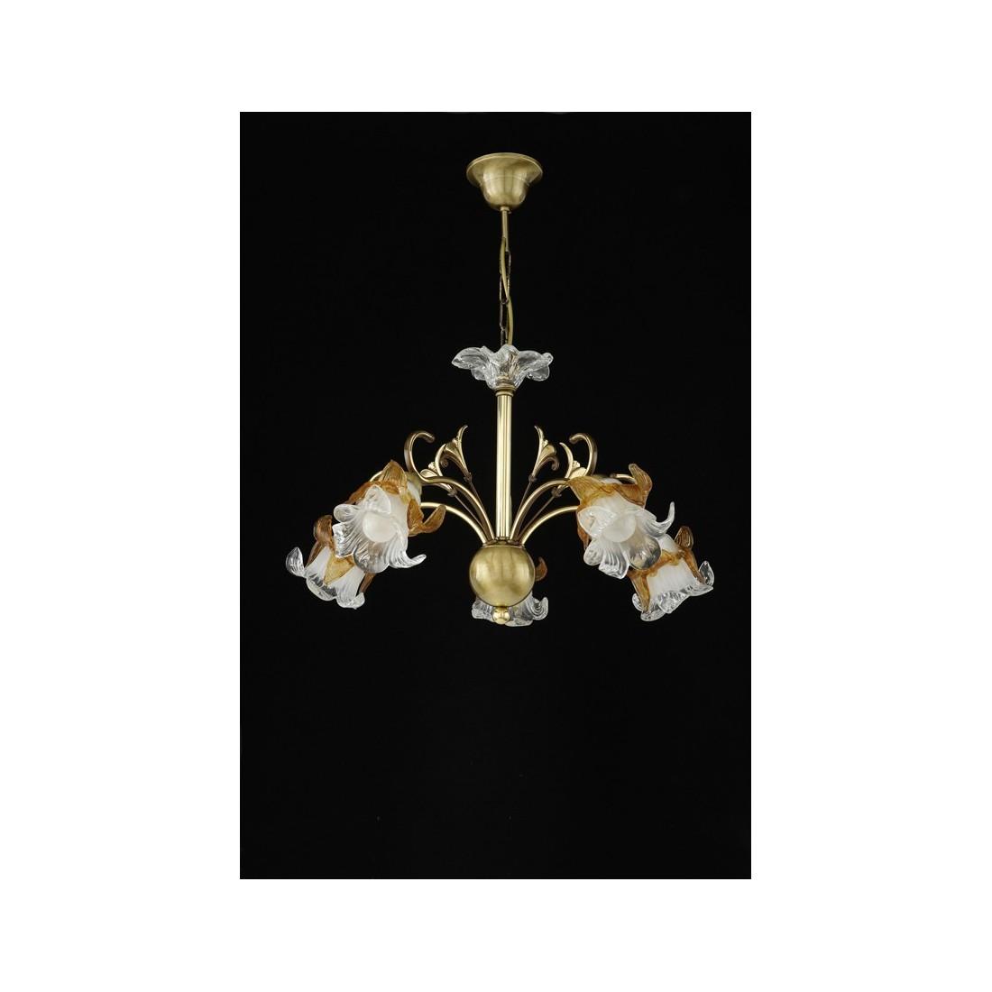 L mpara rinconera de bronce con pantalla fabricadas en espa a - Lamparas clasicas modernas ...
