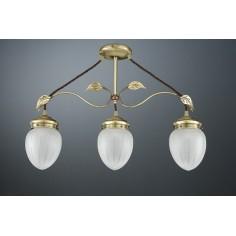 Lámparas Clásicas Semiplafones