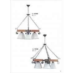 Lámparas de Pared de Bronce