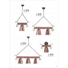 Lámpara de Barro