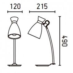 Lámparas Infantiles Lila