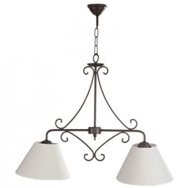 Lámparas de Forja