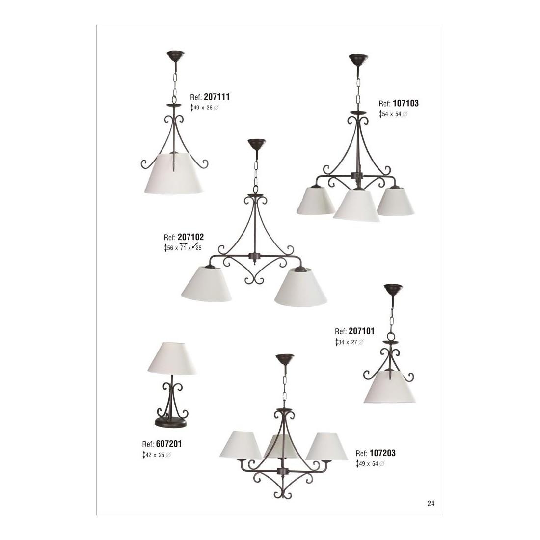 Lamparas Para Baño Baratas:lamparas forja, lamparas forja online, lamparas forja salon, lamparas