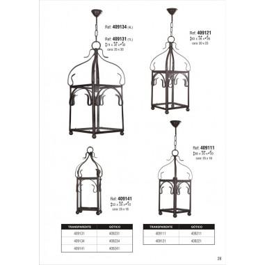 Lámparas de Hierro Baratas