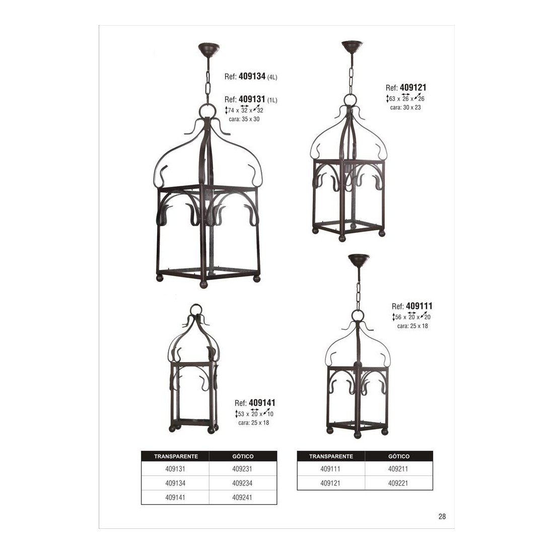 Lamparas forja lamparas forja online lamparas forja - Lamparas de exterior baratas ...