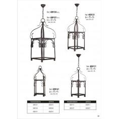 Lámpara de Hierro Barata