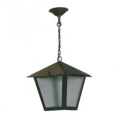 Lámparas de Colgar de Forja