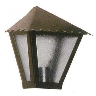 Iluminaci n de forja forja econ mica online for Lamparas rusticas baratas