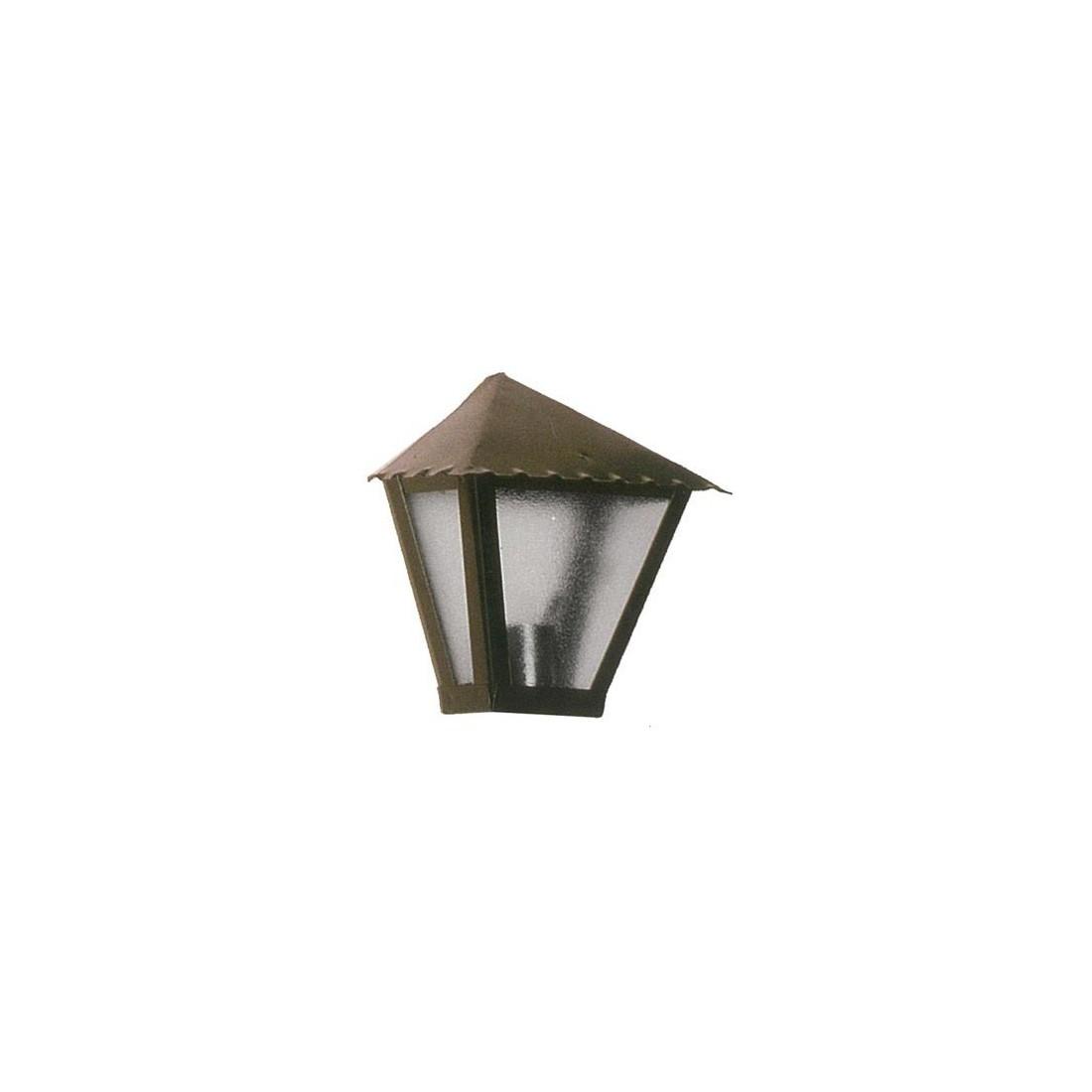 Lamparas Para Baño Baratas:lámparas baratas referencia lámpara de techo de forja marrón óxido