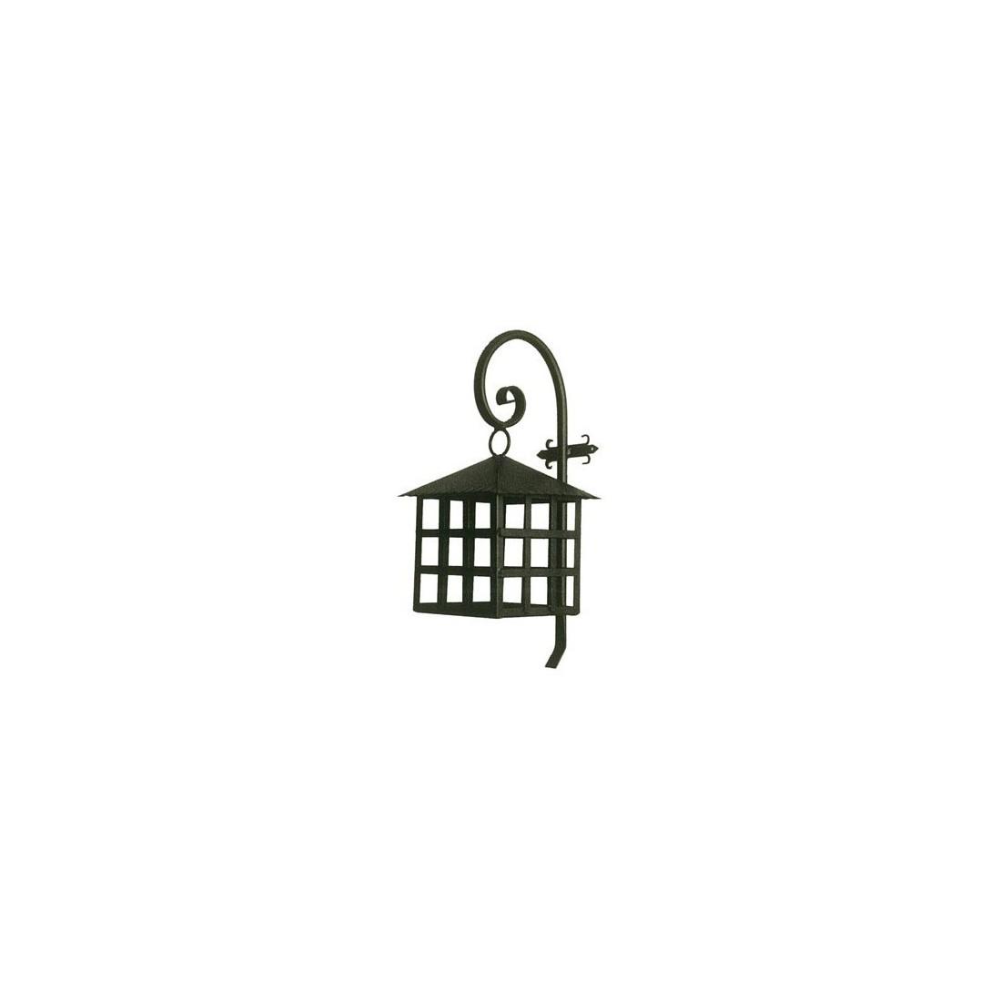 L mparas de sobremesa de forja online ofertas for Oferta lamparas