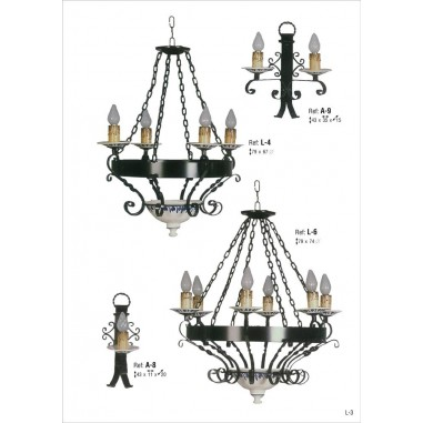 Iluminacion Forja Online