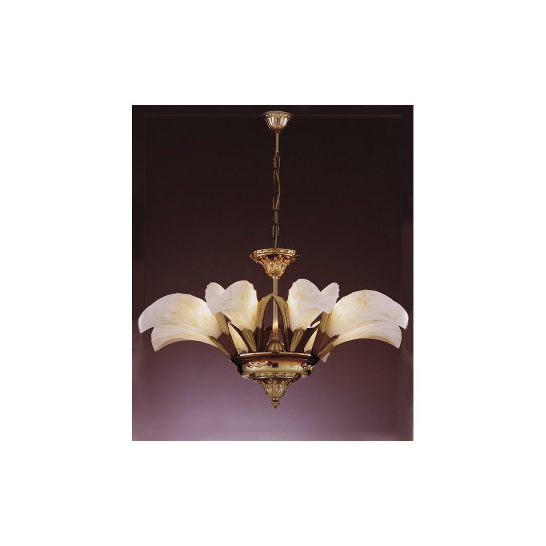 L mpara de bronce xxl distribuidores oficiales - Lamparas clasicas modernas ...