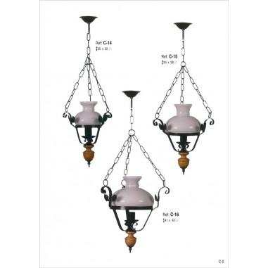 Luminarias rusticas luminarias rusticas online tiendas for Lamparas rusticas baratas