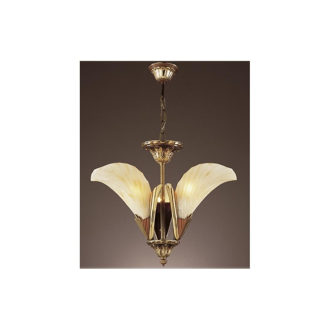 Tulipas de alabastro l mparas de bronce distribuidores - Tulipas de lamparas ...