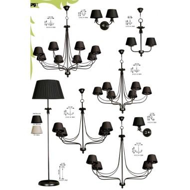 Lámparas Colgantes Forja Online