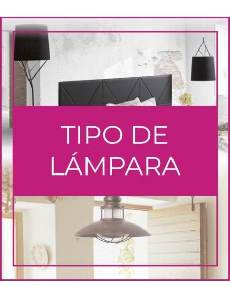 TIPO DE LAMPARA