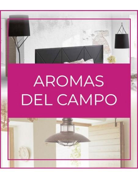 LÁMPARAS AROMAS DEL CAMPO