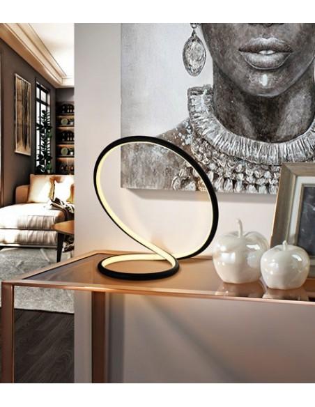 Lámparas Mesa Modernas
