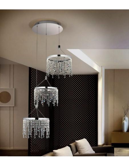 Lámparas de Cristal