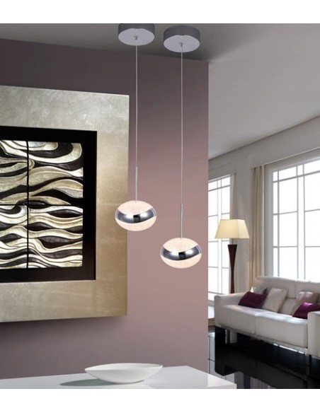 Lámparas Colgantes Modernas