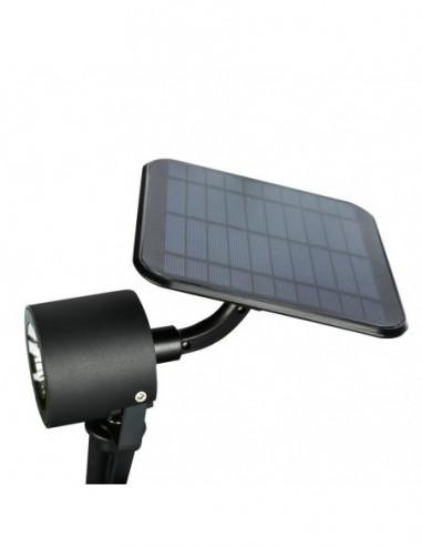 placa solar aplique solar