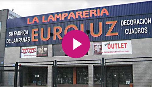 Euroluz Jacrima La Lamparería