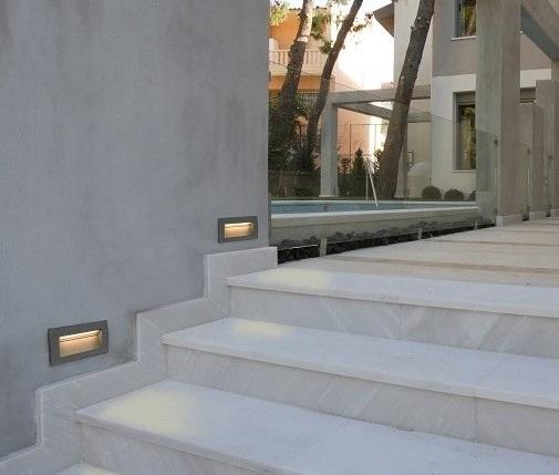 empotrables escaleras