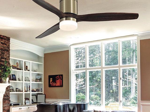 Gama de ventiladores de techo